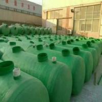 玻璃钢化粪池1-100立方化粪池玻璃钢化粪池