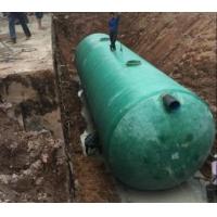玻璃钢化粪池 消防水池 雨水收集池质优价廉