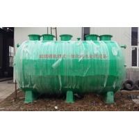 玻璃钢一体化污水处理 一体化化粪池