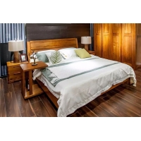 摩卡生活卧室床 113型