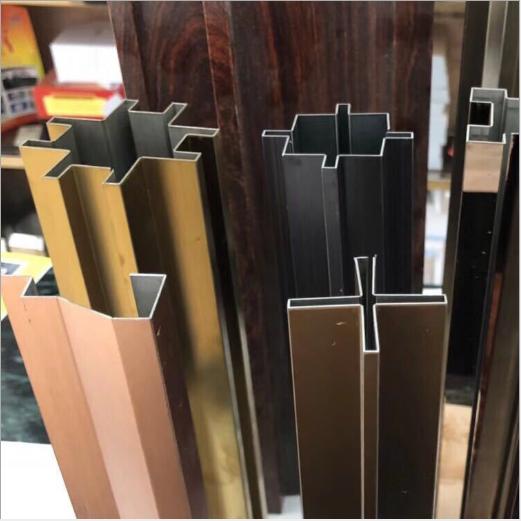 不锈钢装饰条U型槽 镜面装饰线条 包边条 收边条 踢脚线 拉