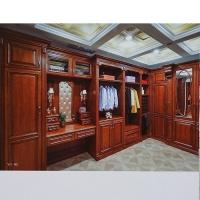 南京实木衣柜-南京科臣木业