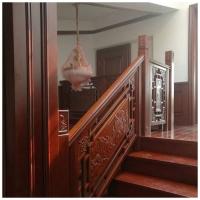 南京实木楼梯-南京科臣木业