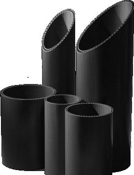 重庆安特管业PVC-U双层轴向中空壁管
