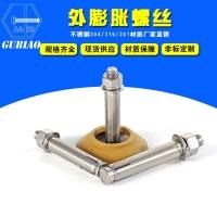 兴化固标 不锈钢膨胀螺栓 非标定做