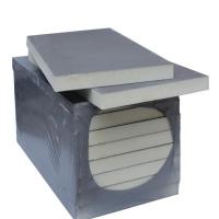 难燃聚氨酯保温板_节能环保聚氨酯外墙保温板_百美建材