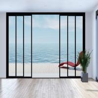 唯纳斯门窗 海景系列重型推拉门定制批发隔音隔热家装优选