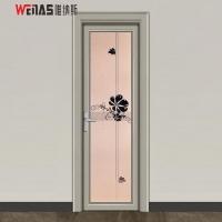 定制唯纳斯卫生间平开门环保隔音铝合金室内门130X35扇