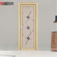 唯纳斯定制铝合金平开门卫生间套装门室内隔音门时尚简约新尊尚系