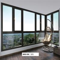 佛山铝合金断桥窗一体封阳台客厅推拉窗别墅优先推荐