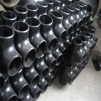 河北生产碳钢三通 异径三通 高压三通