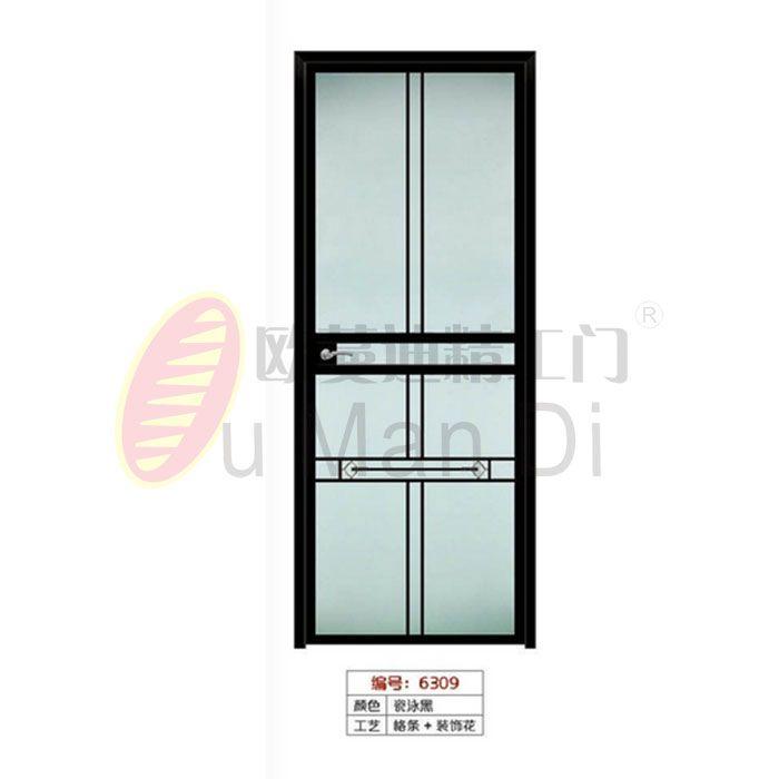 南京平开门-欧蔓迪精工门-现代二号平开门系列