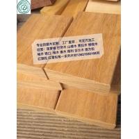 湘西柳桉木户外园林景观实木地板料批发