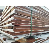 湖南公园重蚁木地板工程