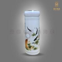 供应礼品杯 陶瓷会议杯 商务礼品保温杯可加logo