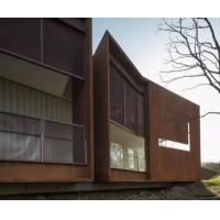Q235NH耐候钢板幕墙,古典锈钢板幕墙