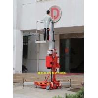腾阳单立柱升降机维修保养方法