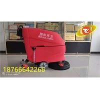 腾阳小型洗地机在物业的作用