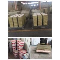外墙保温一体板复合硅酸钙板粘岩棉复合胶硅酸钙板复合