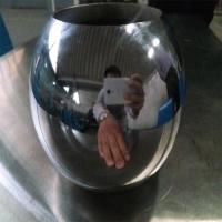 阀门行业应用镜面加工技术加工球阀Ra≤0.05