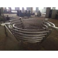 各类材质标准的钛盘管,不锈钢盘管,弯管,配件