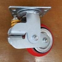弹簧减震脚轮A天镇弹簧减震脚轮A弹簧减震脚轮供应
