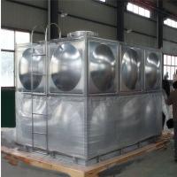 组合式不锈钢生活 消防保温水箱