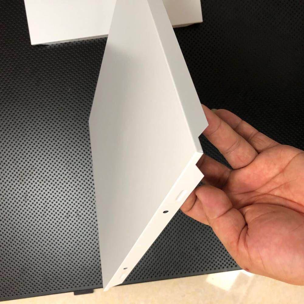 浦飞尔吊顶材料公司批发微孔铝单板天花板
