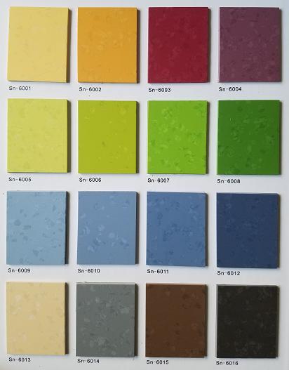 复合花暗花橡胶地板 橡胶地板生产