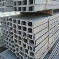 濟南外墻用鍍鋅槽鋼10號槽鋼現貨供應