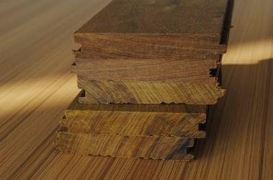 瑞祥森木林地板紫檀重蚁木家装修环保实木地板