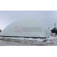深圳充氣膜,膜結構封閉煤場-博德維