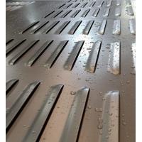 糧倉專用橋型通風散熱板 消音百葉窗沖孔網