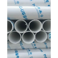 供應多聯PVC中空螺旋管110 3.2