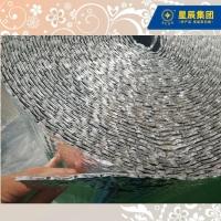 小气泡铝隔热毯 长输低能耗热网抗对流层 铝箔气泡
