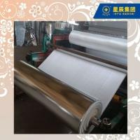 耐高温反辐射铝箔玻纤布 长输低能耗管道专用防水隔热反射层