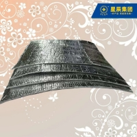 方格铝膜EPE珍珠棉复合保温材料阳光反射防水防潮