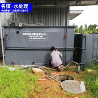 貴陽地埋式污水處理設備 貴州污水設備配件批發