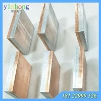 供应新款深加工折弯铜铝复合板过渡板