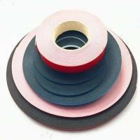 定制PE泡棉双面胶带防水泡沫海绵双面胶黑色1mm厚