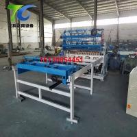 养殖笼焊网机 鸡鸽兔笼焊接设备 网片排焊机