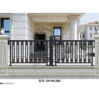 佛山东豪铝艺  别墅铝艺庭院阳台扶手  DH-WL005