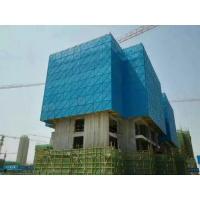 建筑高层提升架安全防护爬架网片