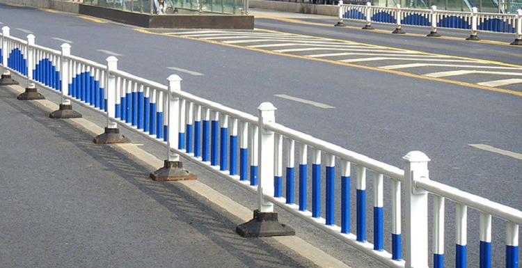 城市交通道路中央隔离带围栏防撞栏杆