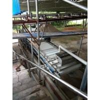 洗沙污泥处理设备带式压滤机 高效脱水环保设备 泥浆脱水机直销