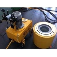 重慶張拉設備批發千斤頂油泵鋼絞線穿束機