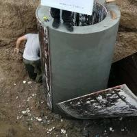 圆形井模具-现浇混凝土检查井圆形模具