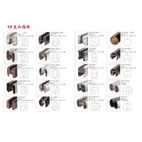南京卫生间隔断-美和隔断-铝材系列