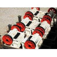 鄂式破碎機是石料加工工藝必不缺少的破碎設備-河南福沃機械