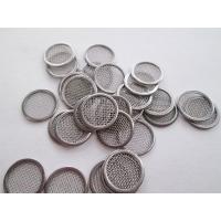 不锈钢网片 金属过滤网片 不锈钢滤片